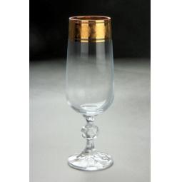 Купить Набор бокалов для шампанского Коралл «Снежная королева»