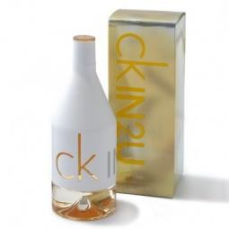 Купить Туалетная вода для женщин Calvin Klein Ck In2U Women