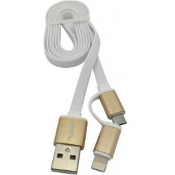 фото Кабель синхронизации Auzer USB 2in1