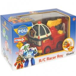 Купить Игрушка радиоуправляемая Poli «Рой» 83186