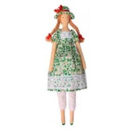 Купить Набор для изготовления текстильной игрушки Кустарь «Анастасия»