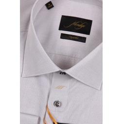 фото Рубашка Mondigo 58000618. Цвет: светло-серый. Размер одежды: M