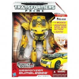 фото Игрушка трансформер Hasbro Трансформеры Прайм: Оруженосцы