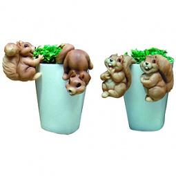 фото Подвеска декоративная GREEN APPLE GRHP1-16 «Белочка»