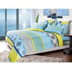 фото Комплект постельного белья Primavelle «Гиметрио». 2-спальный. Размер простыни: 160х200 см. Размер наволочки: 70х70 см — 2 шт