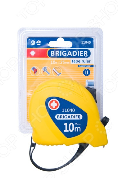 Рулетка измерительная Brigadier Mastertape цены