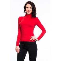 фото Водолазка Mondigo 146. Цвет: красный. Размер одежды: 42