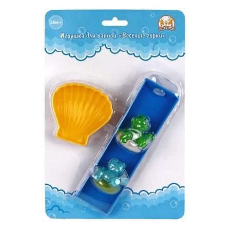 Купить Игрушка для ванны Жирафики «Веселые горки». В ассортименте