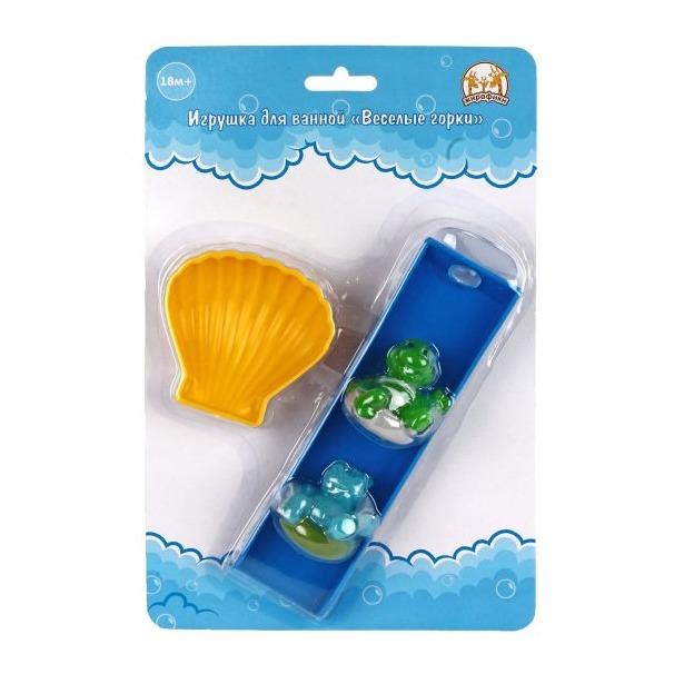 фото Игрушка для ванны Жирафики «Веселые горки». В ассортименте