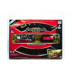фото Набор железной дороги игрушечный Btoys на батарейках 1707189