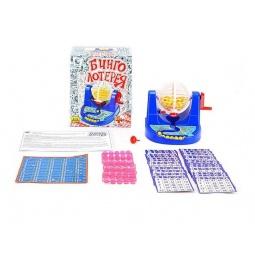 фото Игра настольная Shantou Gepai «Бинго лотерея»