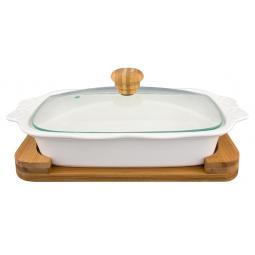 Блюдо для запекания и сервировки Elan Gallery «Айсберг» 540120