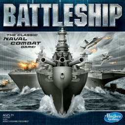 Купить Настольная игра Hasbro Морской бой 70977
