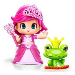 Купить Кукла Famosa «Pinypon-принцесса с питомцем»