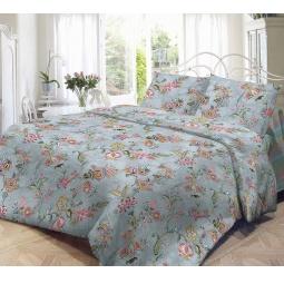 Купить Комплект постельного белья Нежность «Куршавель». Семейный
