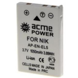 Купить Аккумулятор для фотоаппарата AcmePower AP-EN-EL5