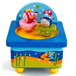 фото Игрушка музыкальная Mapacha «Подводный мир»