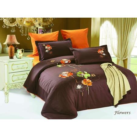 Купить Комплект постельного белья Jardin Flowers. Евро