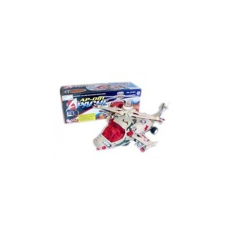 Купить Игрушка со светозвуковыми эффектами Pache «Вертолет» 1707148