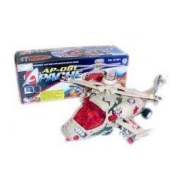 фото Игрушка со светозвуковыми эффектами Pache «Вертолет» 1707148
