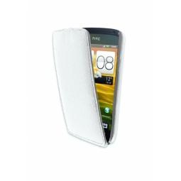 фото Чехол LaZarr Protective Case для HTC Desire X. Цвет: белый