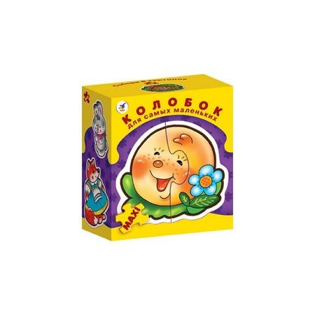 Купить Пазл для малышей Дрофа «Колобок» 89361