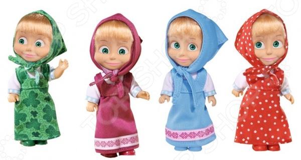 Кукла Simba «Маша в сарафане». В ассортименте кукла simba эви в сарафане 609120 5733062
