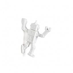 фото Крючок магнитный Peleg Design Robohook. Цвет: белый