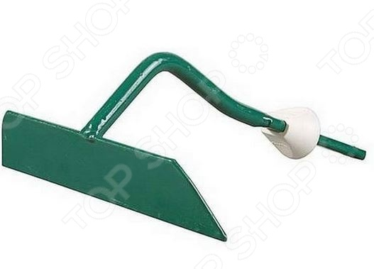 Мотыжка садовая Raco трапецияМотыги<br>Мотыжка садовая Raco трапеция станет отличным дополнением к набору вашего садового инвентаря. Она представляет собой инструмент, используемый для обработки почвы, а именно: для рыхления, окучивания и прополки. Благодаря специальной конструкции, ее можно использовать для обработки почвы даже между узкими рядами растений и на клумбах. Рабочая часть мотыжки выполнена из штампованной стали и покрыта защитной краской. Имеется быстрозажимной механизм.<br>