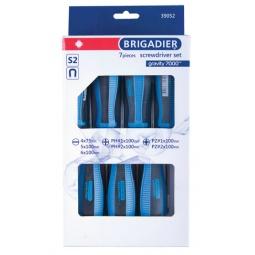 Купить Набор отверток Brigadier Gravity 39052