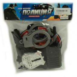 Купить Набор оружия игрушечный Shantou Gepai «Полиция» HY624