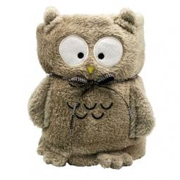 Купить Плед-игрушка Coool Toys «Серая сова»