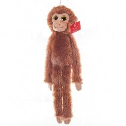 фото Мягкая игрушка Aurora «Шимпанзе». Цвет: коричневый