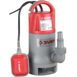 Купить Насос погружной для грязной воды Зубр ЗНПГ-400