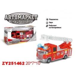 Купить Машинка игрушечная Zhorya «Спецтехника» Х75357
