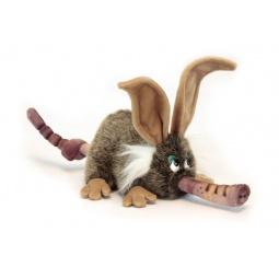 фото Мягкая игрушка Hansa «Лесной тролль девочка»