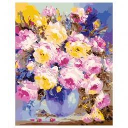фото Набор для росписи по холсту Росмэн «Ваза с цветами»