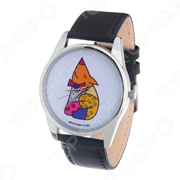 Часы наручные Mitya Veselkov «Лисичка» MV все цены