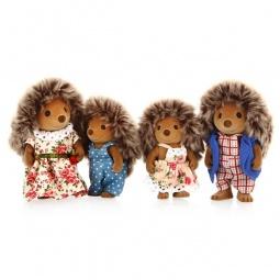 Купить Набор игрушечных животных Village Story «Семья ежиков»