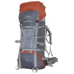 фото Рюкзак экспедиционный NOVA TOUR «Абакан 120 V2». Цвет: серый, терракотовый