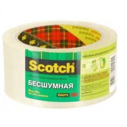 фото Клейкая лента Scotch. Цвет: прозрачный