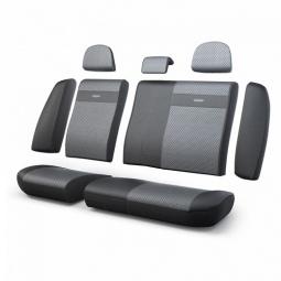 Купить Набор чехлов для задних сидений Autoprofi TRS-002G Transformer Matrix
