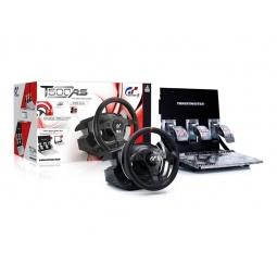 фото Руль с педалями Thrustmaster Gaming Wheel T500RS для GT5