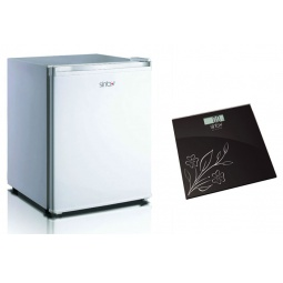 фото Холодильник Sinbo SR-55 и весы Sinbo SBS-4421