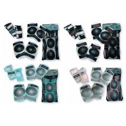 Купить Набор защиты роликовый детский ATEMI ASGK-01
