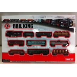 фото Набор железной дороги игрушечный Rail King 1707182
