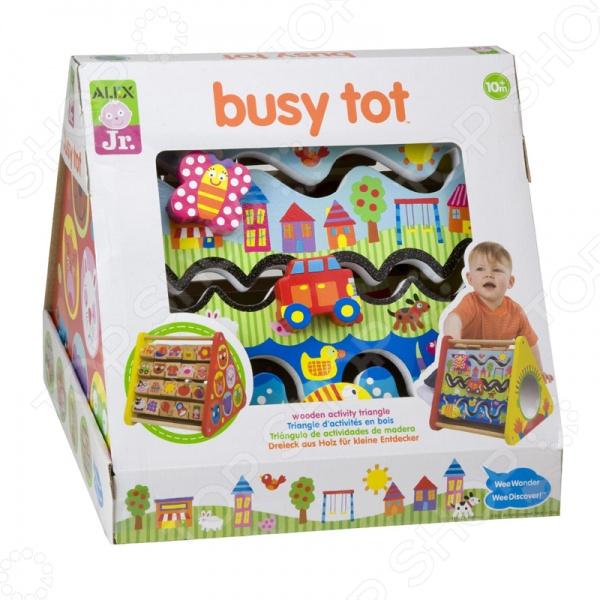 Центр развивающий Alex «Призма» taf toys развивающий центр для автомобиля