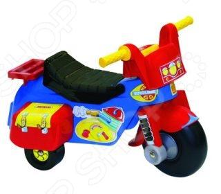 Каталка детская Нордпласт «Мотоцикл Мото Го» каталка детская нордпласт нордпласт детский мотоцикл каталка мото gо