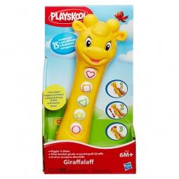 фото Игрушка музыкальная Hasbro «Веселый жирафик»