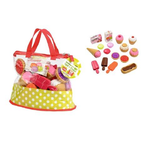 Купить Игровой набор: сумочка с пирожными Ecoiffier 2660